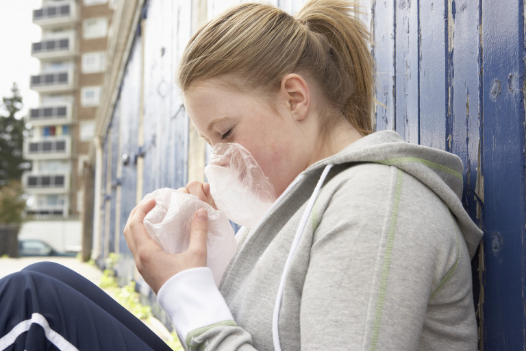 an essay on the effects of sniffing glue Hb fuller case glue sniffing essay more about hb fuller case study: substance abuse in the street children of honduras essay on substance abuse effects.
