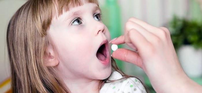 Передозировка Амоксициллином у ребёнка