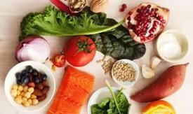 Продукты с малениким содержанием холестерина