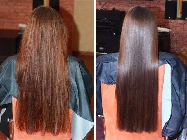 Полезен ли ботокс для волос