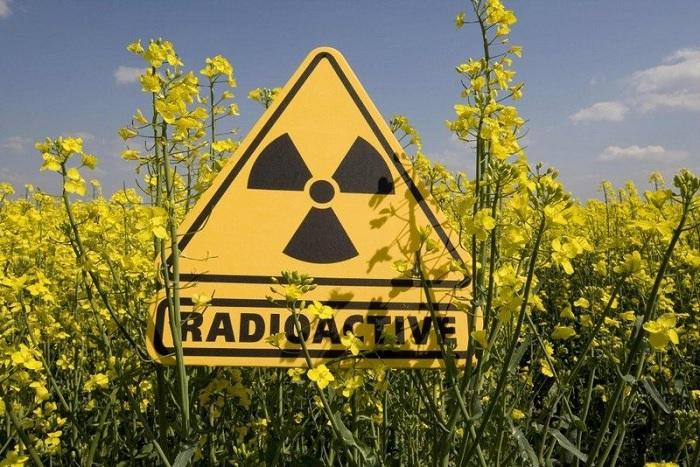 Радиоактивное облучение