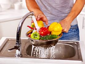Мытые продукты как профилактика отравлений