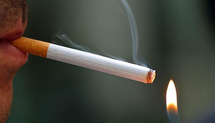 Реакция организма на выкуривание одной сигареты