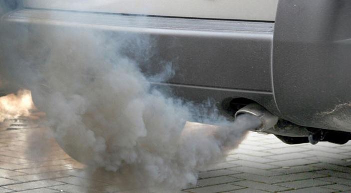 Отравление выхлопными газами