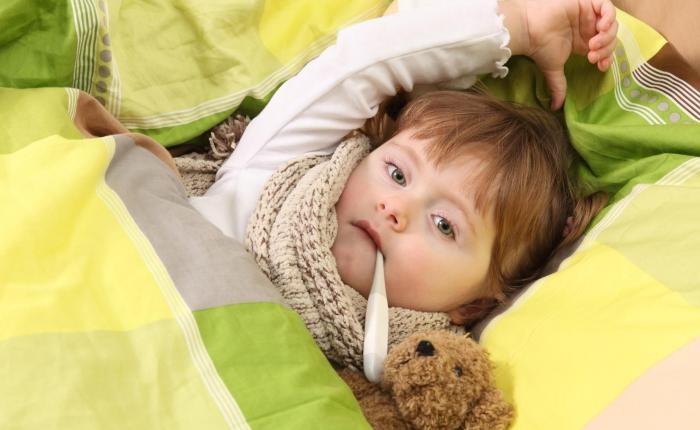 Передозировка жаропонижающими у ребенка