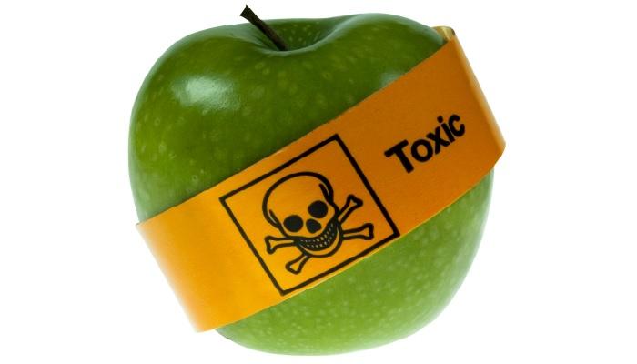 Симптомы отравления яблоками