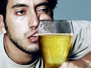Отравление пивом