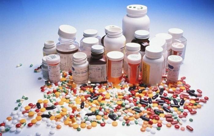 Препараты, выводящие токсины из организма