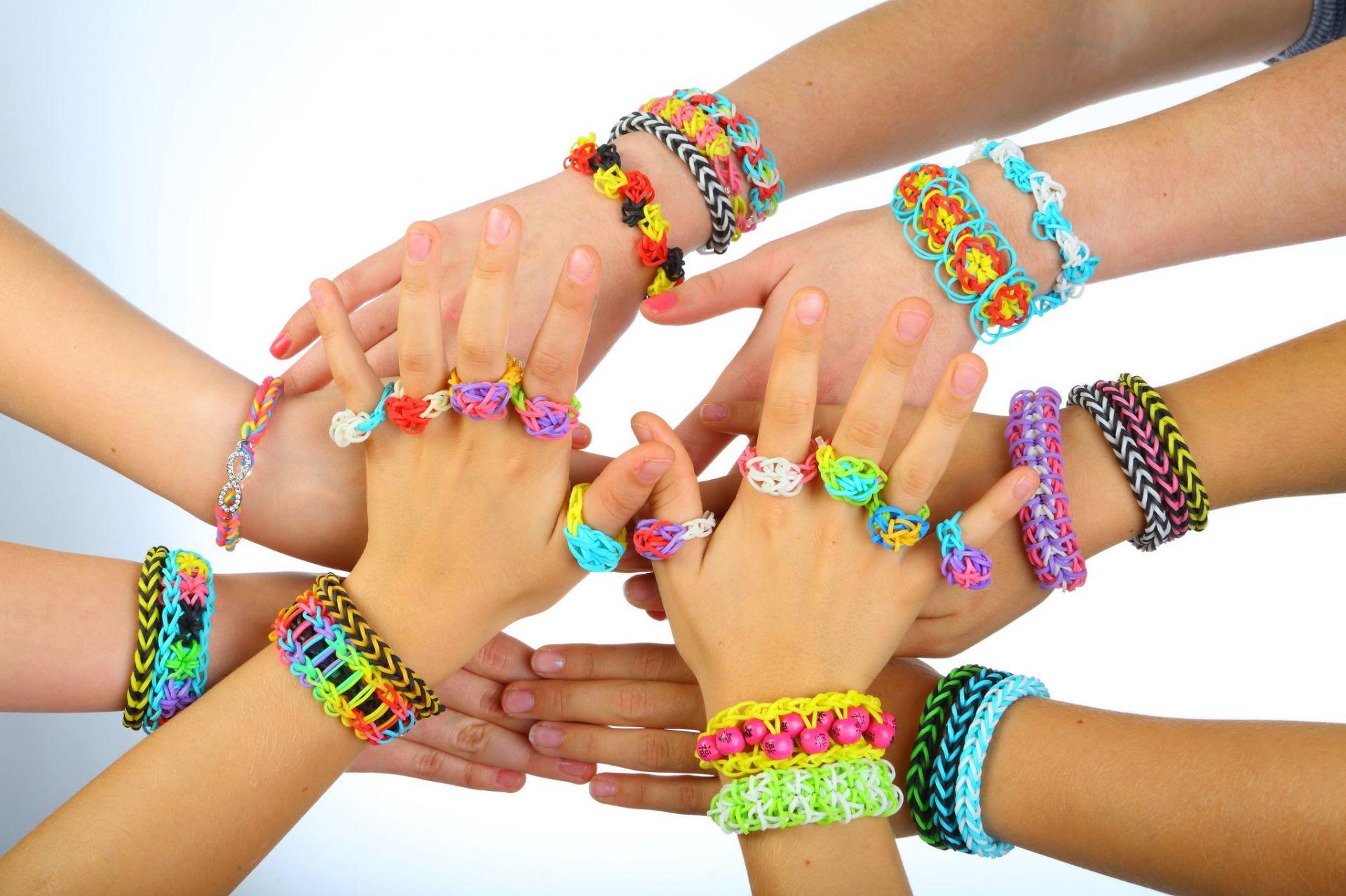 Резинки браслеты вызывают рак