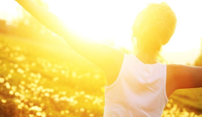 Влияние солнечной радиации на организм человека