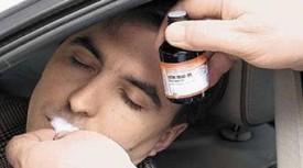 Потеря сознания при отравлении угарным газом
