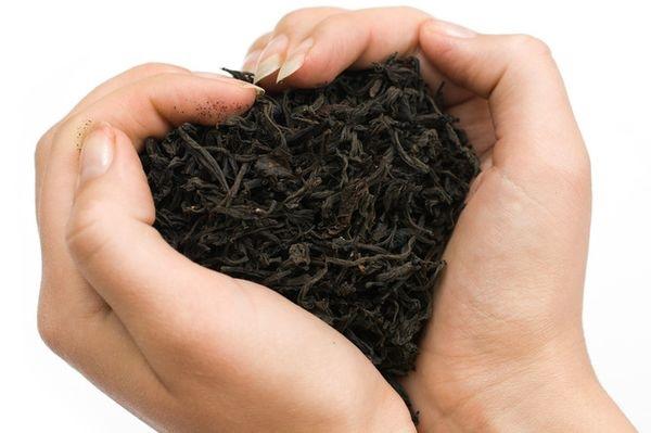 Черный чай полезен