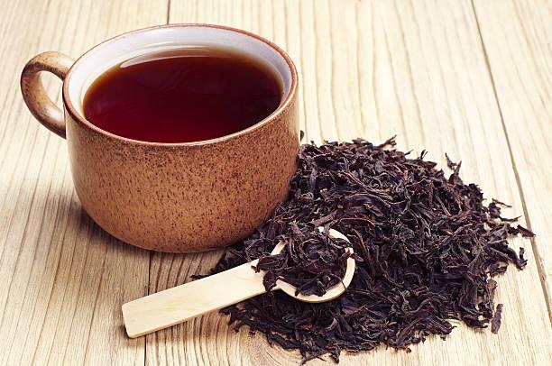 Вред от черного чая