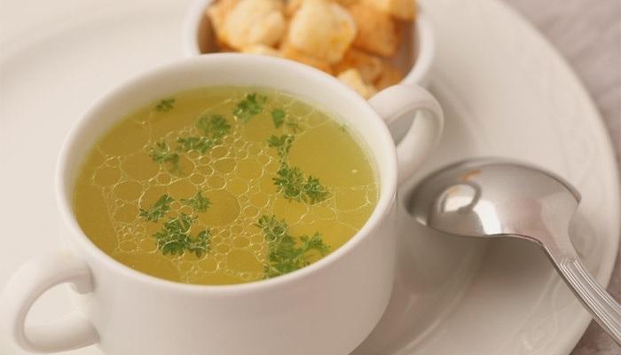 Диетически супы после отравления