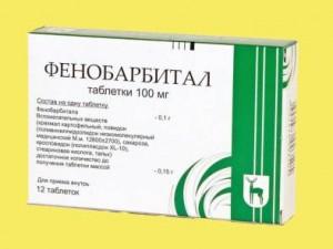 Передозировка фенобарбиталом