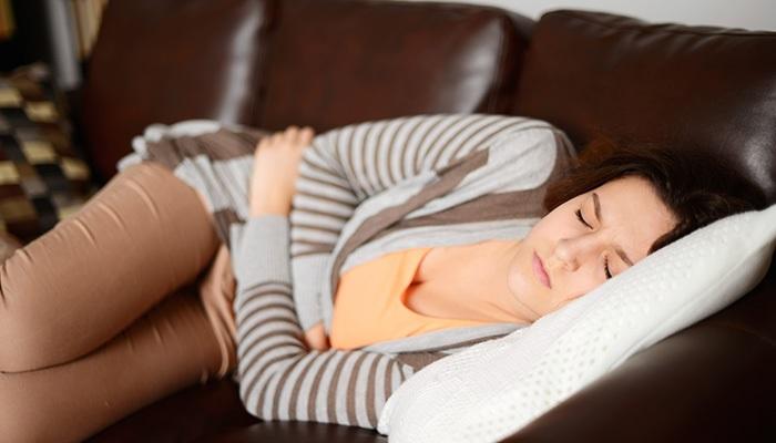 Симптом при гангренозном аппендиците