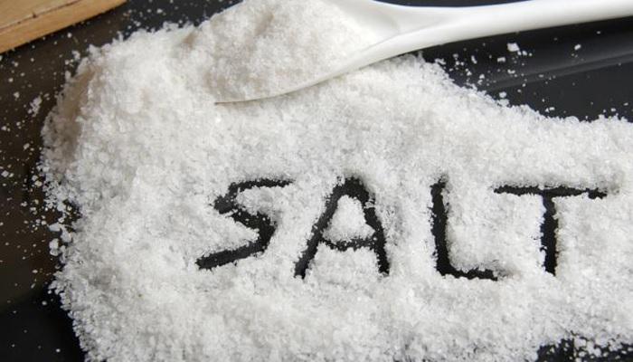 Выводить соль из организма