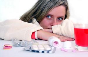 Отравление антибиотиками