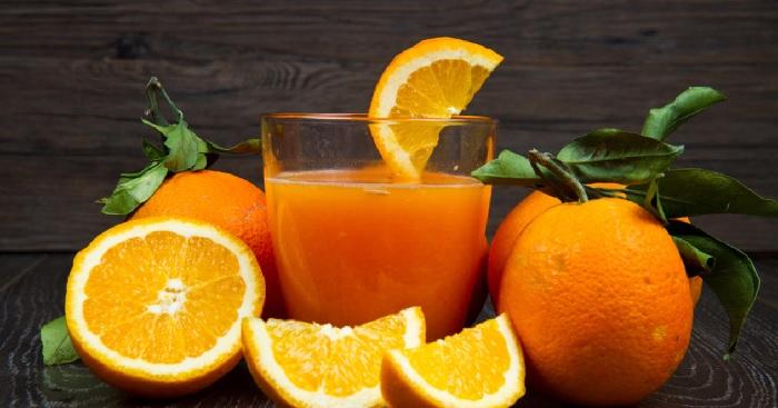 Отравление апельсинами