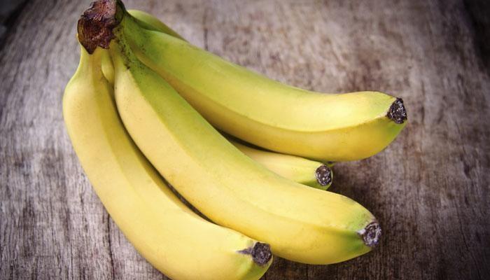 При отравлении кушать бананы
