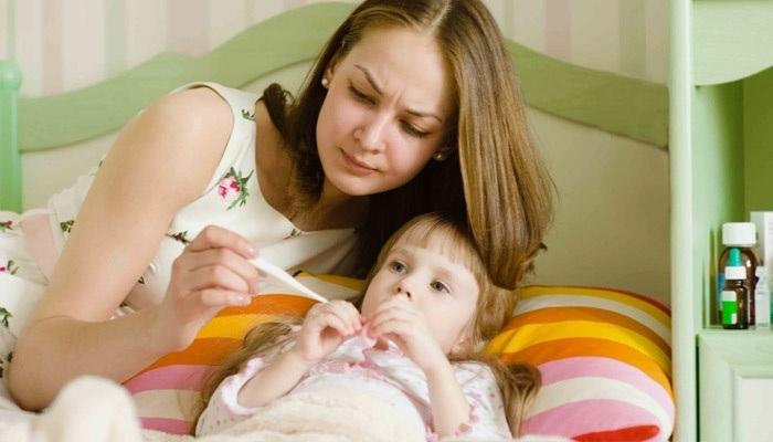 Отравление у детей с симптомами без поноса