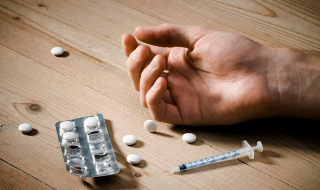 Отравление морфином