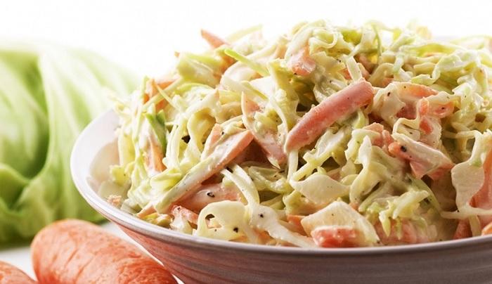 Отравление салатом