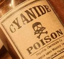 Отравление цианистым калием