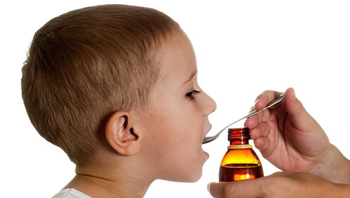 Передозировка Лазолваном у ребенка