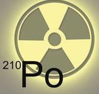 Отравление радиоактивным полонием