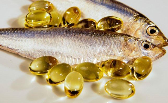 Жирорастворимые витамины в рыбных продуктах