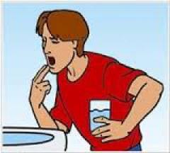 Промывание желудка