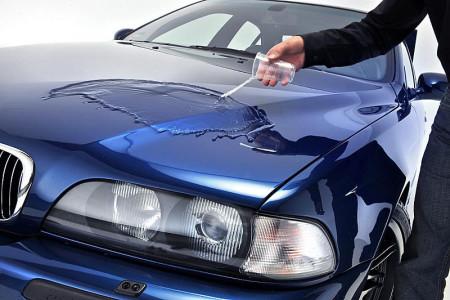 Автомобильная краска с тефлоном