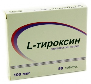 Отравление тироксином