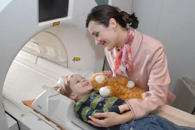 Вред МРТ головного мозга