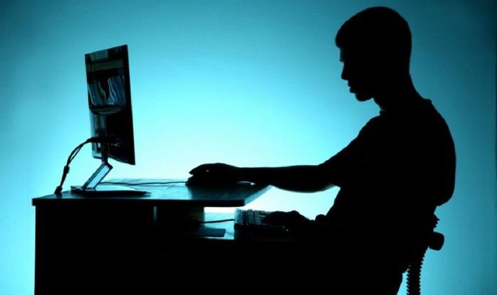 компьютер и человек фото