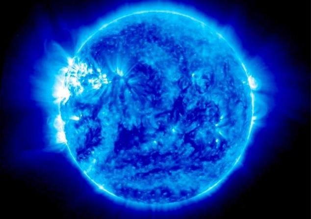 Свойства ультрафиолетового излучения
