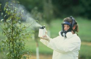 Отравление организма ядохимикатами
