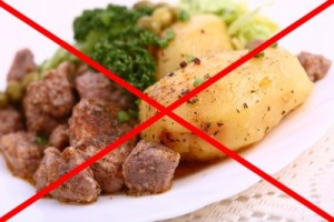 Запрещенные продукты при отравлении